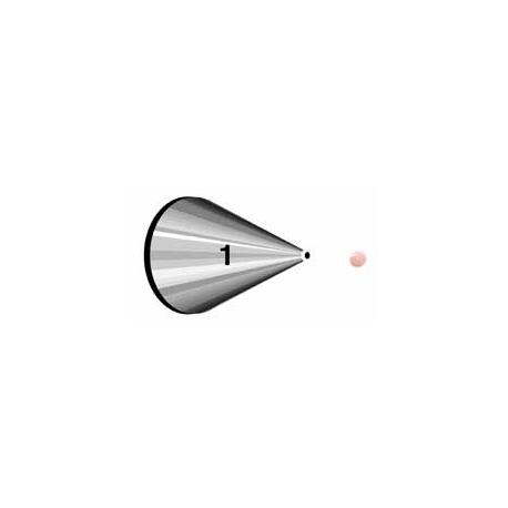 Tylka nr 1 okrągła - Wilton 418-1