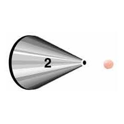Tylka nr 2 okrągła - Wilton 418-2
