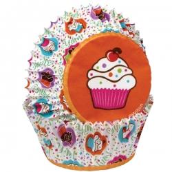 Lebkuchen Papierförmchen für Muffins Wilton 415-0509