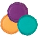 Kolorowe papilotki do muffinów Wilton 415-1078