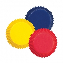 Papilotki kolorowe do muffinów Wilton 415-987
