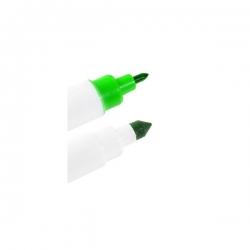 Zielony pisak spożywczy podwójny MODECOR