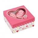 Geschenkbox für Muffins und Kekse Wilton