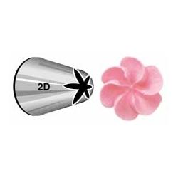 Tylka duża kwiat nr 2D Wilton 418-2004