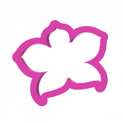Foremka do ciastek i pierników Orchidea
