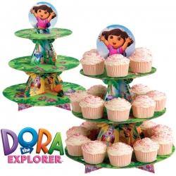 Ständer für Muffins Dora Reisenderin Wilton 1510-6300