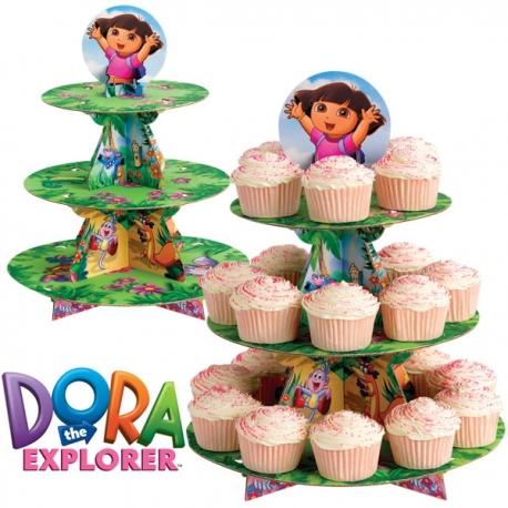 Stojak na muffiny Dora Podróżniczka Wilton 1510-6300