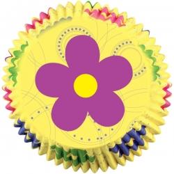 Papilotki do muffinów kwiaty Wilton 415-7812