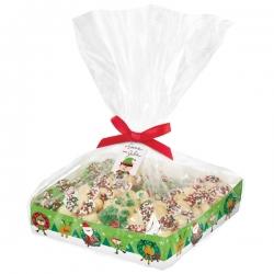 Weihnachtsboxen für Kekse mit Beuteln 4 Stk. Wilton 1912-9491