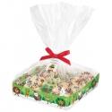 Świąteczne pudełka na ciasteczka z woreczkami 4 szt. Wilton 1912-9491