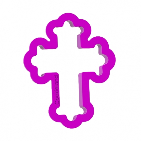 Foremka do ciastek i pierników Krzyż 4