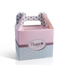 Pudełko ozdobne na słodkości 10 szt.