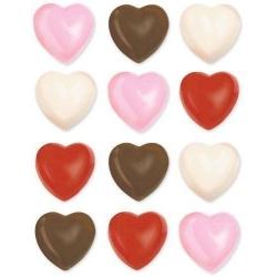 Foremka do czekoladek w kształcie serduszek Wilton 2115-1712