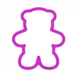 Das Förmchen für Kekse und Lebkuchen Steh-Bärchen III