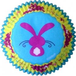 Wielkanocny króliczek papilotki do muffinek 75 szt. Wilton 415-0920
