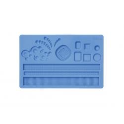 Foremka silikonowa mata diamenty Wilton 409-2551