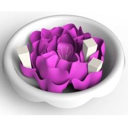 Schwammelemente zum Modellieren von Blumen Wilton 1907-1365