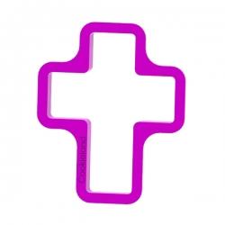 Das Förmchen für Kekse und Lebkuchen Kreuz