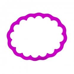 Das Förmchen für Kekse und Lebkuchen Plakette 5