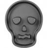 Metalowa forma do pieczenia Halloweenowa czaszka Wilton 2105-7792