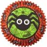 Halloweenowe papilotki do muffinek z pajączkiem Wilton 415-9689