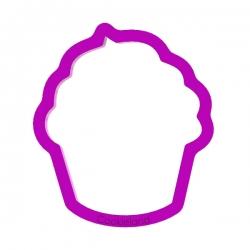 Foremka do ciastek i pierników Babeczka Cupcake