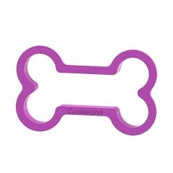 Das Förmchen für Kekse und Lebkuchen Hundeknochen