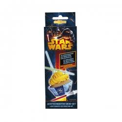 Miecze świetlne na muffiny STAR WARS 12 szt. Dekoback 04-10-00168