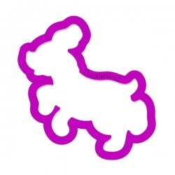 Foremka do ciastek i pierników Pies biegnący