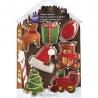 Zestaw świątecznych foremek Boże Narodzenie Mikołajowe Święta 7 szt. Wilton 2308-8930