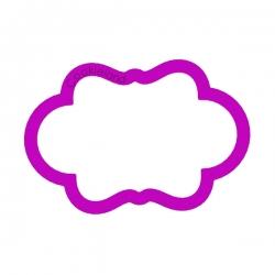 Das Förmchen für Kekse und Lebkuchen Plakette 13