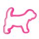 Foremka do ciastek i pierników Pies Beagle