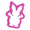 Fröhlicher Hase