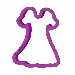 Das Förmchen für Kekse und Lebkuchen Kleid 8