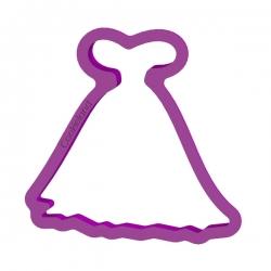 Das Förmchen für Kekse und Lebkuchen Kleid 6