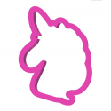 Głowa jednorożca 3