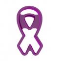 Różowa wstążka do walki z chorobą