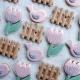 Foremka do ciastek i pierników Tulipan z łodygą