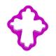 Das Förmchen für Kekse und Lebkuchen Kreuz 3