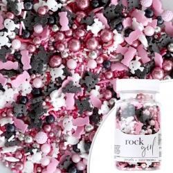 Posypka cukrowa Pearls ROCK GIRL - Halloween dziewczynka