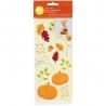 JESIEŃ woreczki torebki foliowe na słodkości Halloween 20 szt. Wilton 1912-4253