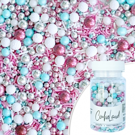 Pearls COOKIELAND jadalna posypka cukrowa