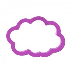 Das Förmchen für Kekse und Lebkuchen große Wolke