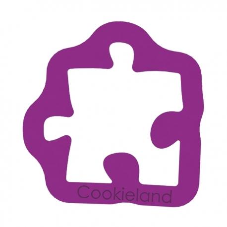 Foremka do ciastek i pierników Puzzle 1