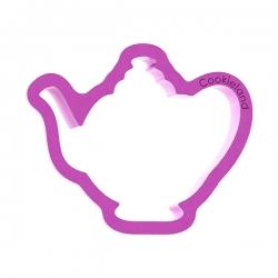 Das Förmchen für Kekse und Lebkuchen Teekanne