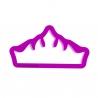 Foremka do ciastek i pierników Tiara księżniczki 3