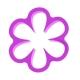 Foremka do ciastek i pierników Kwiatek