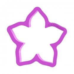 Das Förmchen für Kekse und Lebkuchen Blume Jasmin