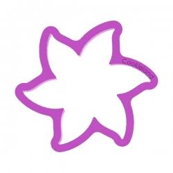 Das Förmchen für Kekse und Lebkuchen Lotosblüte