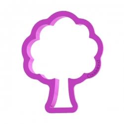 Das Förmchen für Kekse und Lebkuchen Baum 2